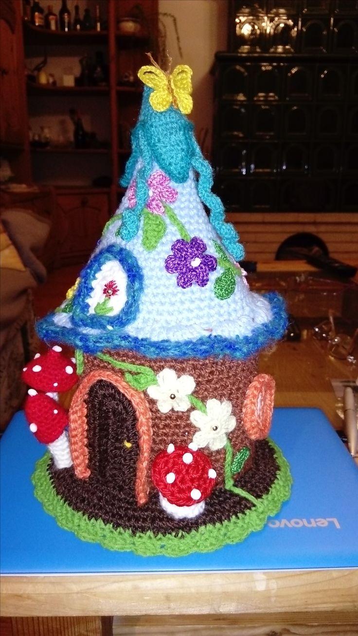Gnome Fantasy House ihlette saját manóház