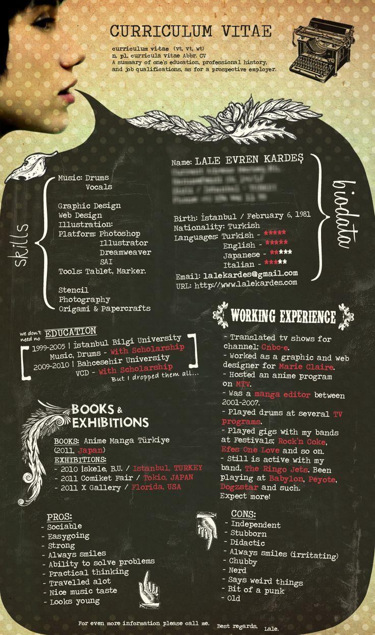 28 best Resume/CV Tips images on Pinterest   Curriculum, Resume ...