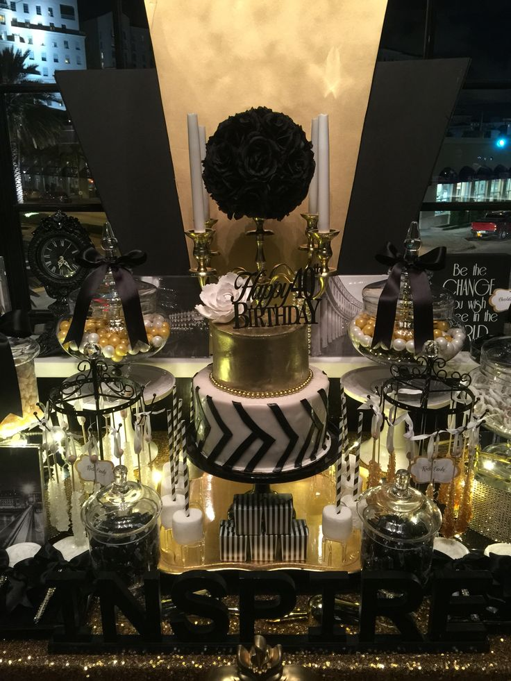 Best 25 Gold Candy Buffet Ideas On Pinterest Gold Candy