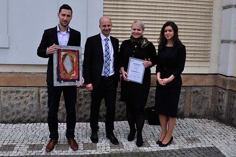 Centrum B received quality award