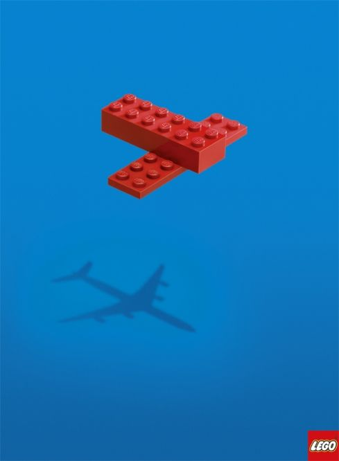 Part of a Lego Ad Campaign by Blattner Brunner.