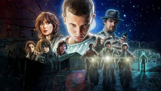 Should You Watch The New Netflix Original Stranger Things?