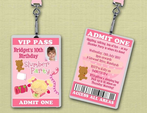 40 best Party - Spa   Slumber images on Pinterest Pajama party - best of birthday invitations sleepover party