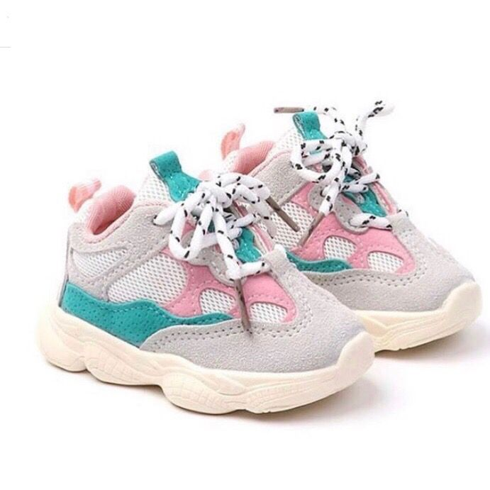 Itty Bitty Mia Trainers | Baby Boutique