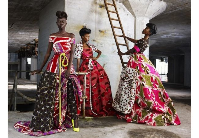 Vlisco, collection Funky Grooves