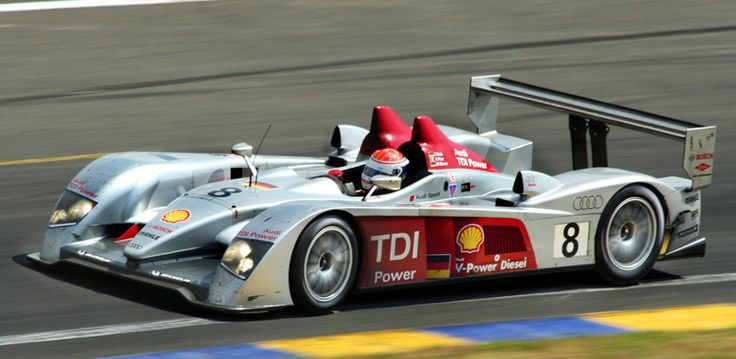Audi R10 TDI Audi Sport Team Joest Le Mans 2006 Winner