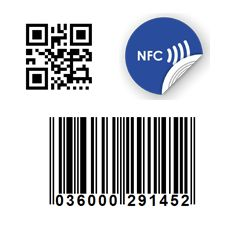 small business inventory software supporting qr codes, barcodes, nfc tags