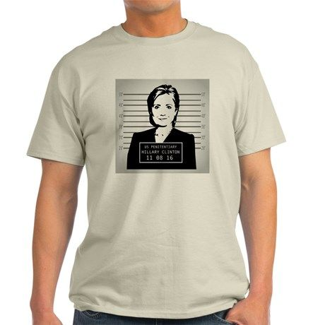 Check out this awesome Hillary Clinton For Prision Mugshot T-shirt shirt. Purchase it here http://www.albanyretro.com/hillary-clinton-for-prision-mugshot-t-shirt-2/ Tags:  #Clinton #For #Hillary #Mugshot #Prision