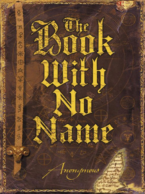 The Book With No Name (Bourbon Kid #1)