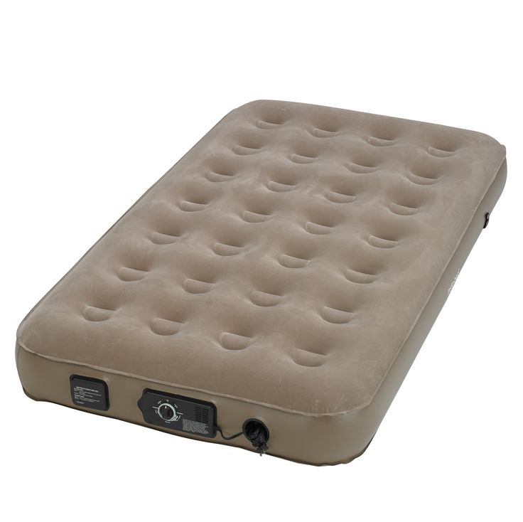 Queen sized air mattress. Not this one. This is just a picture