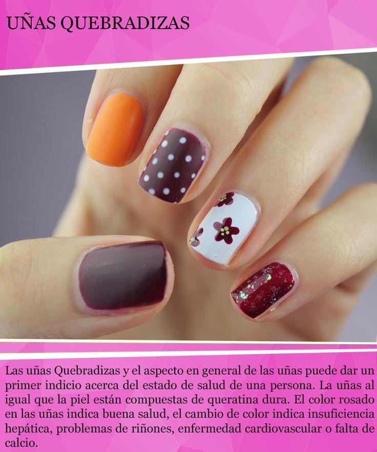 Tratamiento natural para las uñas quebradizas.