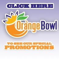 Tickets to watch my Tigers play in the Orange Bowl!