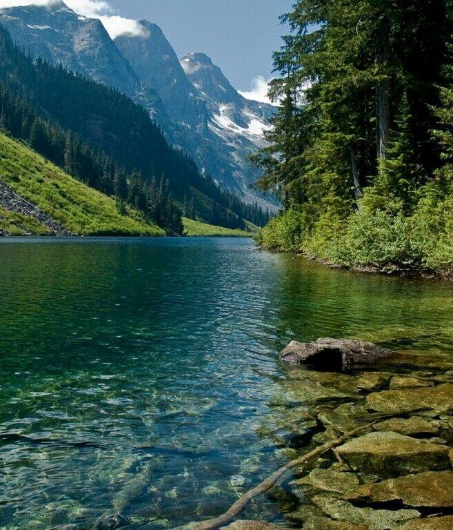 Beautiful Landscape Photography Alpin River Beautiful Landscape Photography Nature Photography River Photography