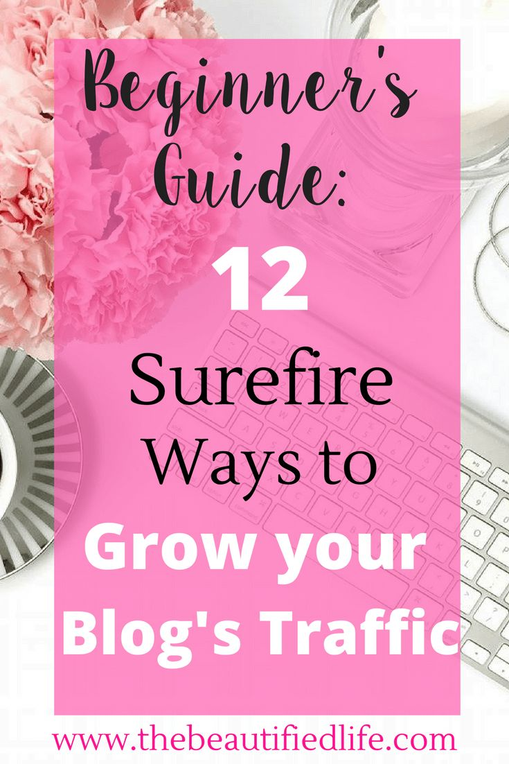 How are you supposed to grow your blog's traffic and keep them coming back? I have seen a surge in traffic since..