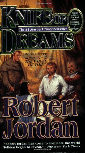 Knife of Dreams (Wheel of Time), Robert Jordan Book in Books, Comics & Magazines, Fiction, Other Fiction | eBay