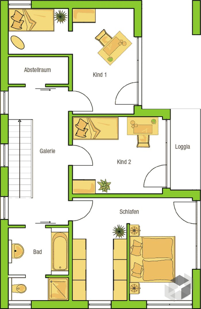 114 best haus planen images on pinterest house floor plans little houses and small homes. Black Bedroom Furniture Sets. Home Design Ideas