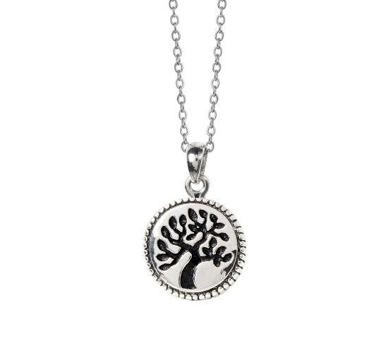TREE OF LIFE Charm Necklace by Caroline Néron