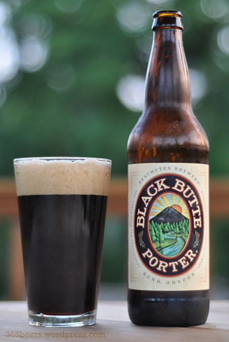 Deschutes Black Butte American Porter.  I have no idea what an American Porter is supposed to be.  Truth is, I still don't know the difference between a Stout and a Porter, I just try a bunch of stuff and drink what I like.  This had a nice creamy mouthfeel, and a roasty chocolate taste.  Maybe my 3rd or 4th pick of the night.  Not bad.  Have to revisit this.