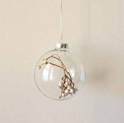79 Ideas: Christmas: Holidays Bulbs, Glasses Ornaments, 79 Ideas, Nature, Natural Ornaments, Diy Ornaments, Holidays Decor, Christmas Decor, Christmas Ornaments