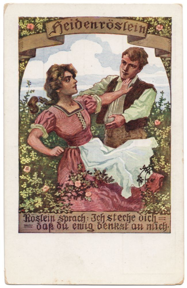 Used in Collectibles, Postcards, Art