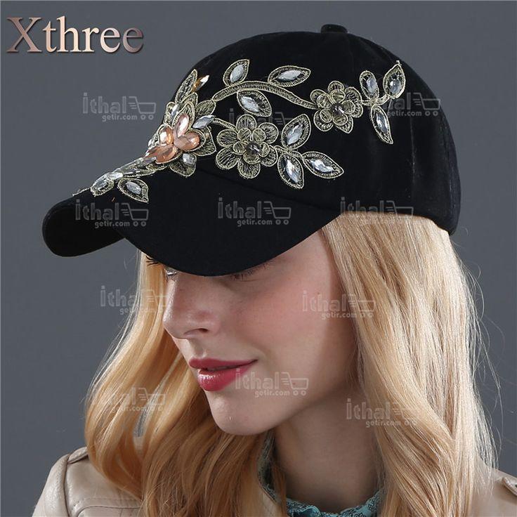 XTHREE Marka Unisex Yüksek Kaliteli Beyzbol Şapka Modelleri- IGD080608753