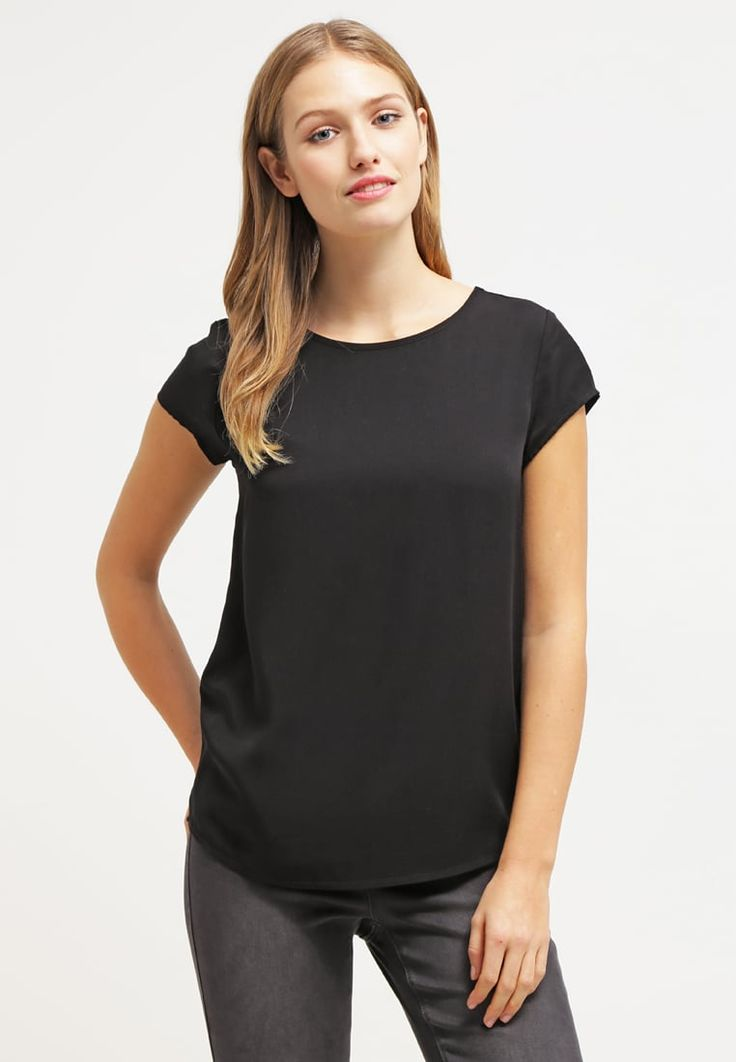 Zalando Essentials Blouse - black - Zalando.nl