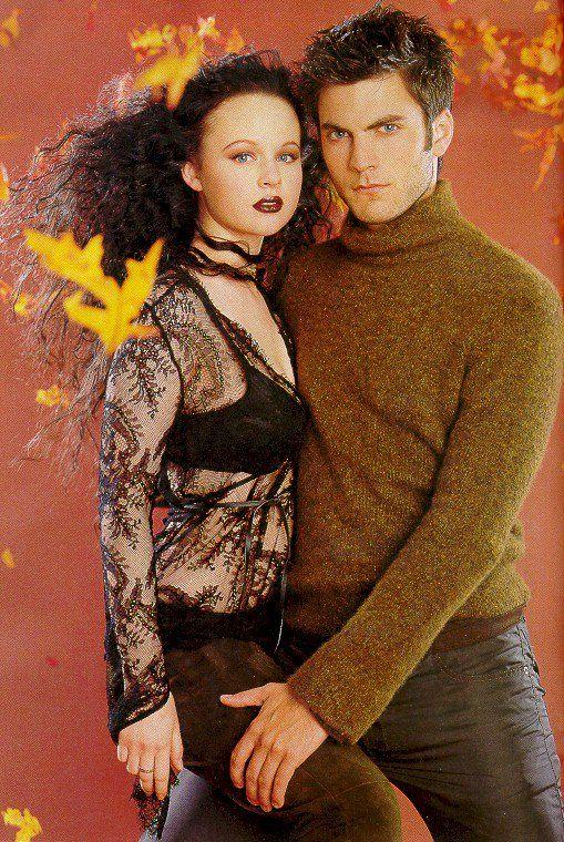 Wes Bentley & Thora Birch, 1999