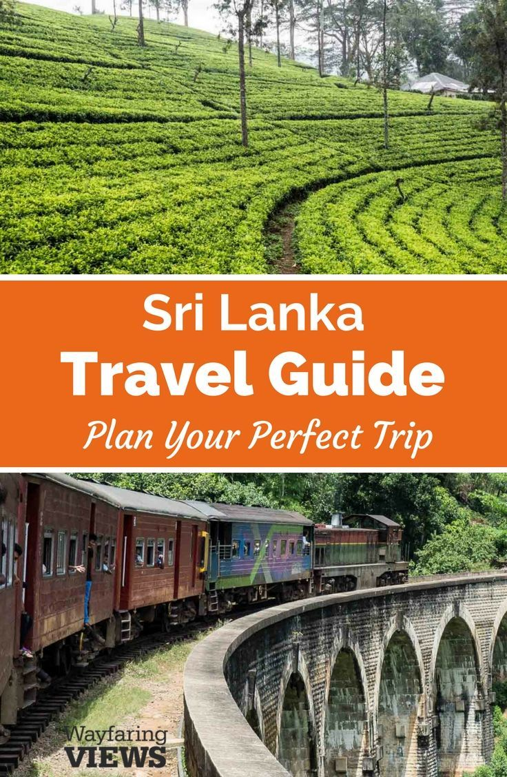 This travel guide to Sri Lanka will give you all of the tips you need to plan an itinerary full of nature, culture and wildlife. Get the top 10 things to do in Sri Lanka, like Sigiyra. Get tips for getting around (like by train). And get a list of top 6 things to pack for your trip.