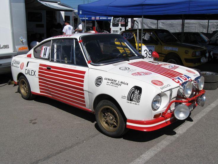 Cyril PACALA / Daniel JANTOŠÍK, Škoda 130 RS