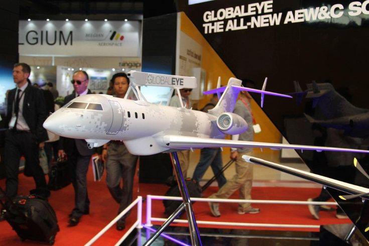 Saab Receives Undisclosed AEW&C Order via @aeroaustralia