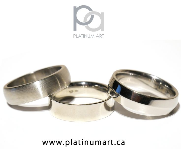 Take a look at our selection of Wedding bands this holiday season, and spread the good cheer to everyone this year.  Call today 1-844-787-7348 www.platinumart.ca  IN PERSON BY APPOINTMENT ONLY . #jewellery #highendbrand #ring #18k #platinum #stainlesssteeljewelry #canada #luxury #instadaily #picoftheday #bridal #engagementring #weddingband #GQ #sparkle #fashion #416 #giftsforhim #giftsforher #holidayshopping #holidaysale #teamlove #platinumart #handmade #vintage