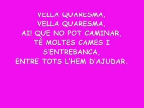 Vella Quaresmal.wmv