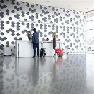 Hex ‹ 2D Perforated ‹ SCREENS