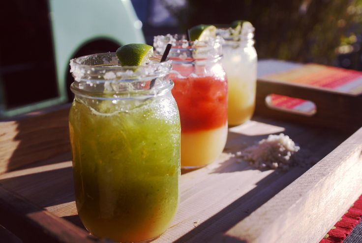 Rasta Rita Mobile Margarita Truck - Pouring Love Margarita Menu: #beverages #margaritas #bar #thirsty #drinks #margaritatruck