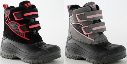 HOT DEAL as of 3/20/12 -- Kohls.com:  Toddler Winter Boots Only $7.19 Shipped!