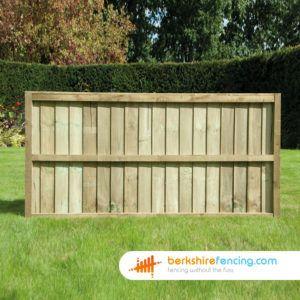 10 Ft Closeboard Fence Panels