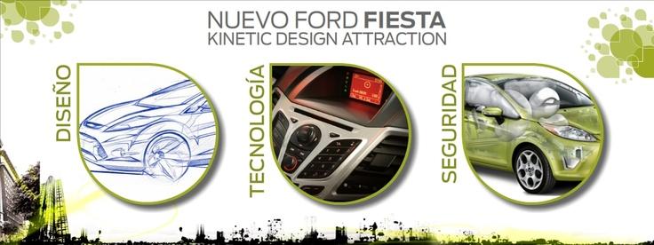 Nuevo Ford Fiesta 2010