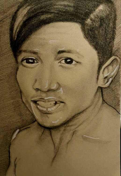 Indonesian guy feature