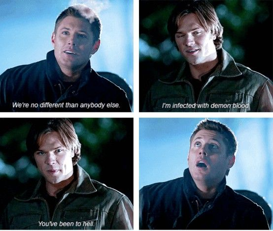 174 Best Images About Supernatural Season 4 On Pinterest