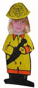 Preschool  fire safety.