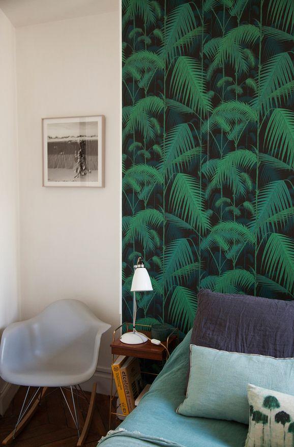 As 25 melhores ideias de forest green bedrooms no for Interieur appartement parisien