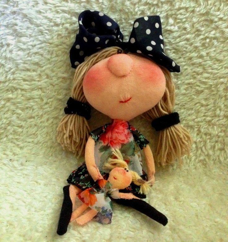 Куклы Наташи Шулепиной