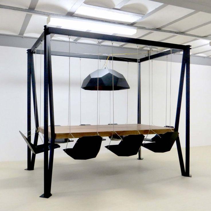 Duffy London Swing Table   stylondo.com - die Nr. 1 für Ihr Zuhause - Hausbau, Einrichten, Architektur und Interior Design