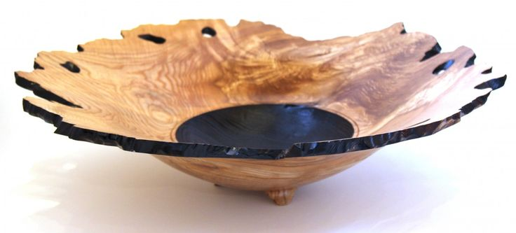 Angus Clyne, Wood turned Bowl | Contemporary Scottish Art