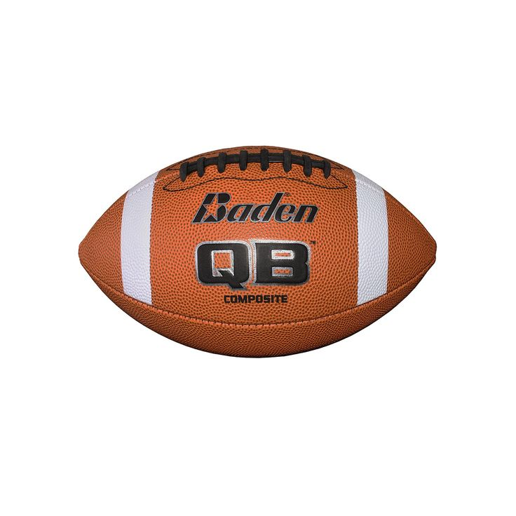 Baden QB1 Composite Pee Wee Football - Youth, Brown