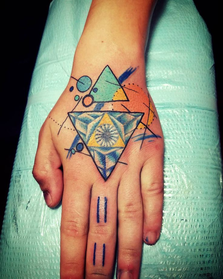 101 Amazing Triforce Tattoo Designs You Need To See! in