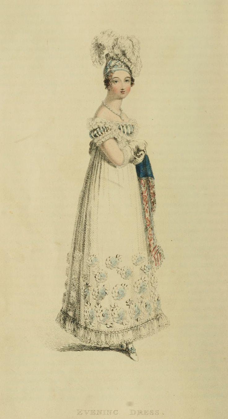 Regency fashion plate the secret dreamworld of a jane austen fan - Ekduncan My Fanciful Muse Regency Era Fashions Ackermann S Repository 1816