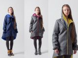 Acts wool jacket /// Stylish, warm, functional and available in various color combinations