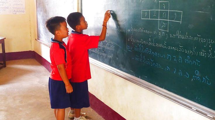 Vientiane - Teaching English - KILROY
