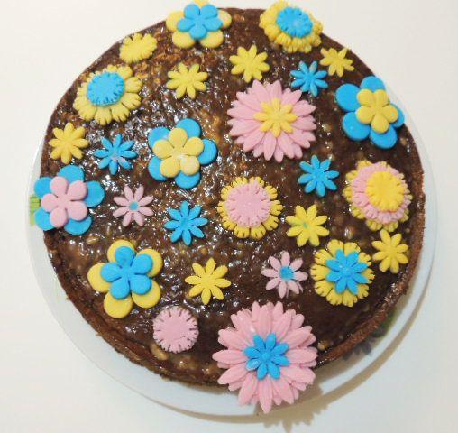 Torta primavera http://blog.giallozafferano.it/vdolci/torta-primavera/